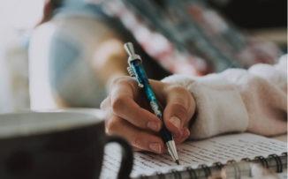 ¡Tiempo de lanzarte a la escritura!